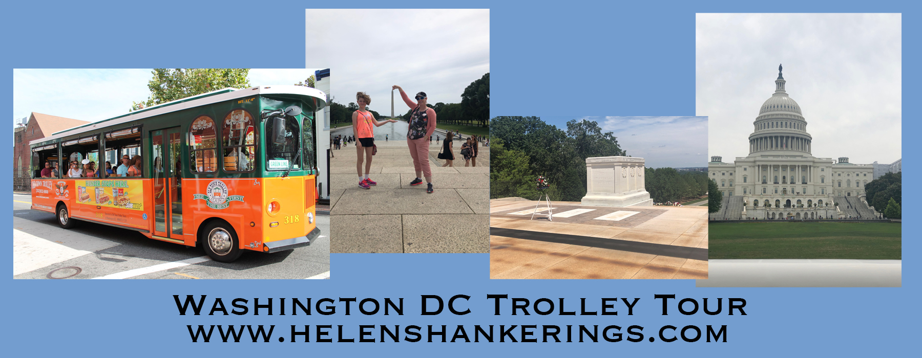 Washington DC Trolley Tour